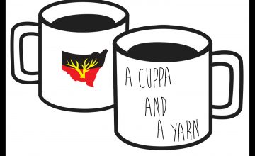 A Cuppa and a Yarn